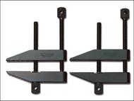 Starrett STR161D - 161D Toolmakers Clamp 2.3/4in capacity