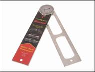 Starrett STR505A7 - 505 A7 Pro Site Protractor 175mm (7in)