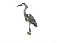 STV Pest-Free Living STV955 - Heron Garden Ornament / Bird Deterrent