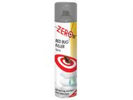 STV Pest-Free Living STVZER968 - Zero In Bed Bug Killer Spray 300ml