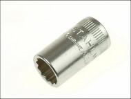 Stahlwille STW40AD12 - Bi-Hexagon Socket 1/4in Drive 1/2in