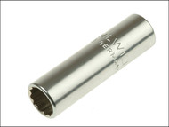 Stahlwille STW40ADL316 - Bi-Hexagon Socket Extra Deep 1/4in Drive 3/16in