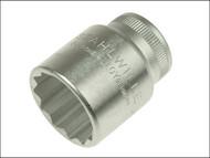Stahlwille STW50A1 - Bi-Hexagon Socket 1/2in Drive 1in