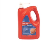 Swarfega SWANP4L - Power Hand Cleaner Pump Top Bottle 4 Litre