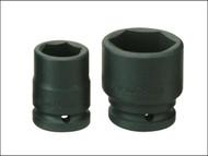 Teng TEN940519 - Impact Socket Hexagon 6 Point 3/4in Drive 19mm