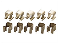 Teng TENALU14 - 1/4in Socket Clips Pack of 10