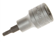 Teng TENM121220C - TX Torx Socket Bit 1/2in Drive T20