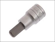 Teng TENM121505C - Hexagon S2 Socket Bit 1/2in Drive 5mm