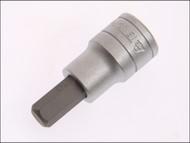 Teng TENM121506C - Hexagon S2 Socket Bit 1/2in Drive 6mm