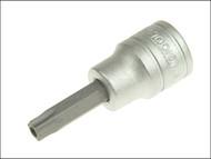 Teng TENM381230 - TPX30 Torx Pinned (Security) Socket Bit 3/8in Drive 5.5mm