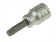 Teng TENM381240T - TX40 Torx Socket Bit 3/8in Drive 6.5mm
