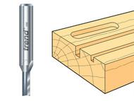Trend TRE30114TC - 3/01 x 1/4 TCT Two Flute Cutter 4.0mm x 11mm