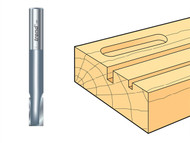 Trend TRE320L14TC - 3/20L x 1/4 TCT Two Flute Pocket Cutter 6.3mm x 16mm
