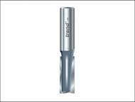 Trend TRE3612TC - 3/6 x 1/2 TCT Two Flute Cutter 10.0mm x 16mm