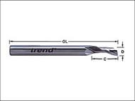 Trend TRE50058HSE - 50/05 x 8mm HSSE Helical Plunge Bit 5 mm