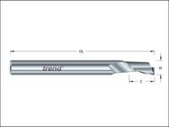 Trend TRE50088HSE - 50/08 x 8mm HSSE Helical Plunge Bit 8 mm