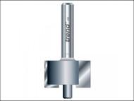 Trend TRE8D314TC - 8D/3 x 1/4 TCT Pin Guide Rebater 12.7mm x 14mm