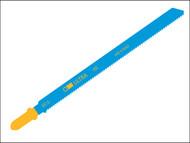 Ultra ULT8016 - 8016-HSS Jigsaw Blades Card of 5 Metal T318A