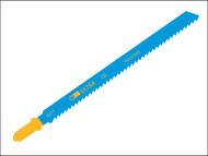Ultra ULT8017 - 8017-HSS Jigsaw Blades Card of 5 Metal T318B