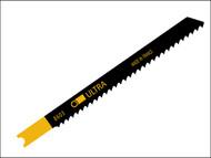 Ultra ULT8603 - 8603-5-CV Jigsaw Blades Card of 5 Wood A5035