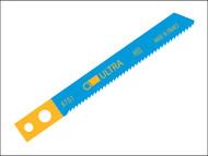 Ultra ULT8701 - 8701-HSS Jigsaw Blades Card of 5 Metal