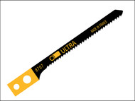 Ultra ULT8707 - 8707-CV Jigsaw Blades Card of 5 Wood