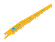 Ultra ULT93015 - 9301-5 Sabre Blade Bi-Metal Pack of 5 Wood / Metal