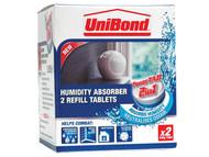 Unibond UNI1554712 - Humidity Absorber Refills (2) - Small