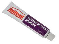 Unibond UNI1584200 - Silicone Sealant Remover Tube 80 ml