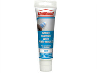 Unibond UNI999473 - Grout Reviver Floor & Wall Tube 125ml Ice White