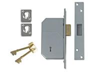 UNION UNNB3G110B73 - 3G110 C Series 5 Detainer Deadlock 73mm Satin Brass