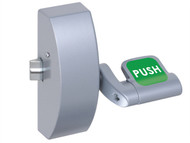 UNION UNNJEPL804NM - Eximo Emergency Push Pad Latch With Metal Fixings