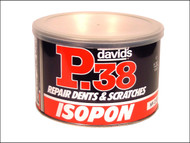 U-Pol UPOP382 - P38 Easy Sanding Body Filler Tin 1.2 Litre