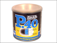 U-Pol UPOP404 - P40 Glass Fibre Repair Paste Tin 1.85 Litre