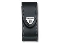 Victorinox VIC4052030 - Black Leather Belt Pouch (2-4 Layer)