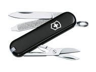 Victorinox VICCLASSDBK - Classic SD Swiss Army Knife Black 0622330