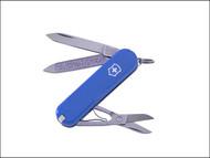 Victorinox VICCLASSDBL - Classic SD Swiss Army Knife Blue 0622320