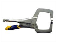 IRWIN Vise-Grip VIS10507189 - Fast-Release Locking C Clamp 275mm (11in)
