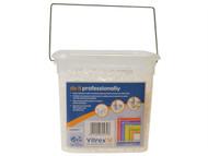 Vitrex VIT10202600V - Wall Tile Spacers 2.5mm Pack of 3000