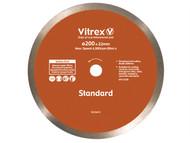 Vitrex VIT103411 - Diamond Blade Standard 200mm
