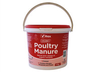 Vitax VTX6PP4 - Pelleted Poultry Manure 4kg Tub