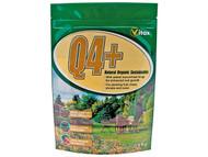 Vitax VTX6QFP1 - Q4+ Pre Planting Powder Fertilizer 0.9kg