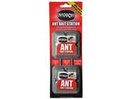 Vitax VTXABSTP - Nippon Ant Bait Station Twin Pack