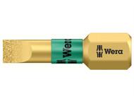 Wera WER056174 - 800/1 BDC BiTorsion Slotted Bit 5.5mm Diamond Coated 25mm Pack 10