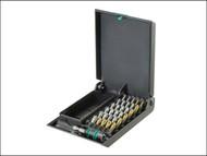 Wera WER057135 - Bit-Safe 8651/55/67/889-30 Ringmagnet Extra Tough Bits Slot Hex PH PZ Torx