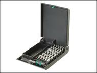 Wera WER057136 - Bit-Safe 8600/887-30 TZ Extra Tough Hd Bits Slot Hex Phillips Pozi Torx