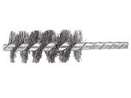 Wolfcraft WFC2104 - 2104 Spiral Wire Brush 28x60x90