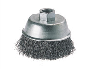 Wolfcraft WFC2107 - 2107-000 Wire Cup Brush 60mm x M14