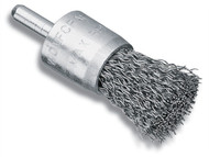 Wolfcraft WFC2126 - 2126 Wire End Brush 25mm 6mm Shank