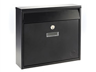 Yale Locks YAL100055 - Ohio Postbox Black
